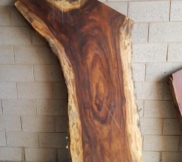 Many types of wood available
